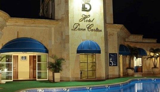 Hoteles en Bucaramanga