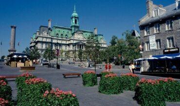 Hoteles en Montreal - Canadá