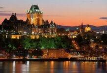 Hoteles en Quebec Canadá