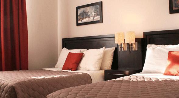Hotel Jardin Ste-Anne (Hoteles en Quebec)