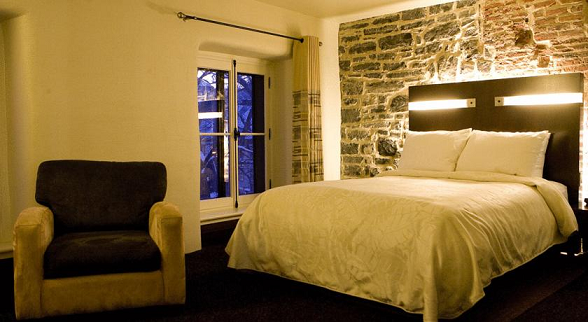 Hôtel Sainte-Anne (Hoteles en Quebec)