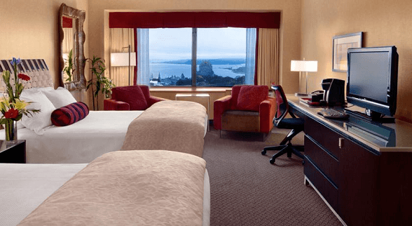 Loews Hotel Le Concorde (Hoteles en Quebec)