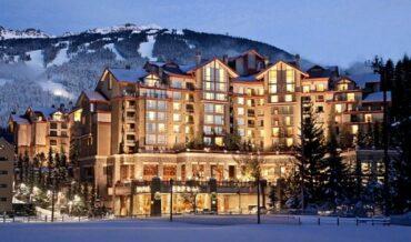 Hoteles en Whistler