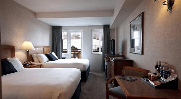 Summit Lodge & Spa (Hoteles en Whistler)