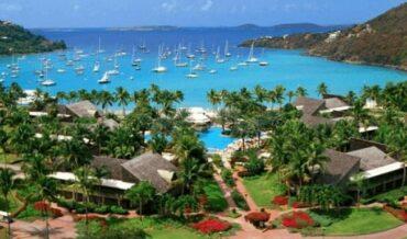 Hoteles en Islas Vírgenes Británicas
