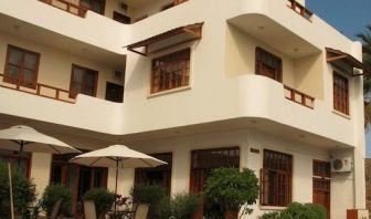 Hoteles en Galápagos