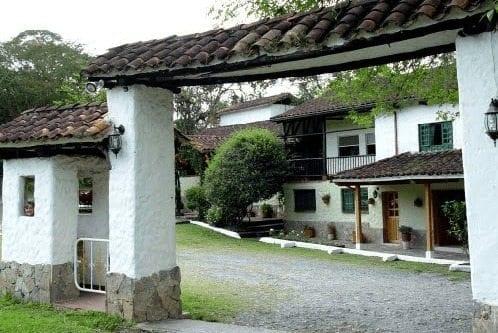 Hoteles en Moniquirá