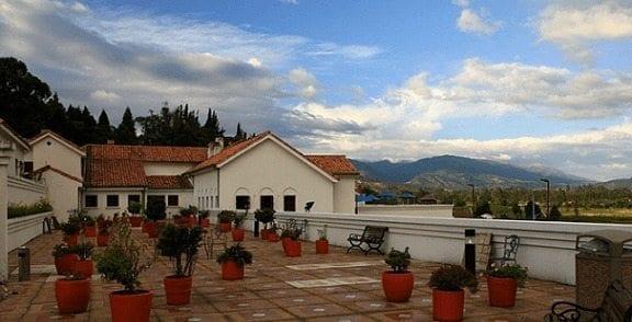 Hoteles en Paipa