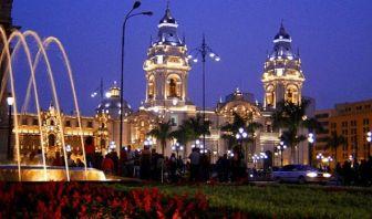 Hoteles en Arequipa