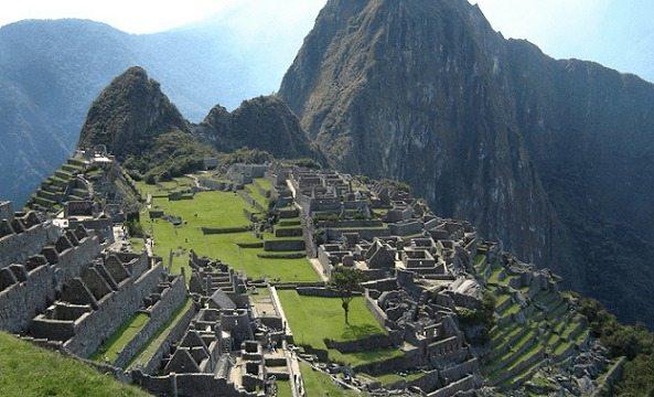 Hoteles en Machu Picchu