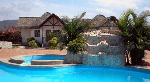 Hoteles en Puerto López