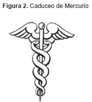 Caduceo de mercurio