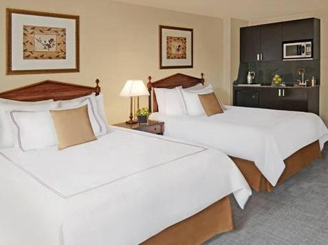 Savoy Suites Hotel (Hoteles en Washington)