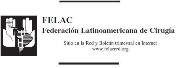 Federación Latinoamericana de Cirugía