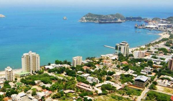 Turismo en Santa Marta