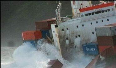 Riesgos y Daños en la Navegación Marítima