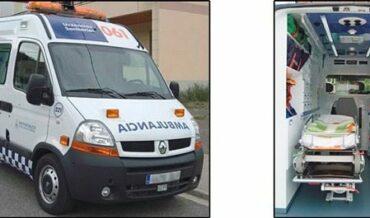ambulancias y botiquines