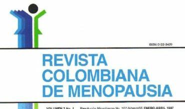 Revista Colombiana de Menopausia