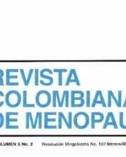 Menopausia. 01 No. 1