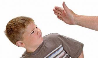 castigo niño