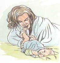 El bebé de 2 meses