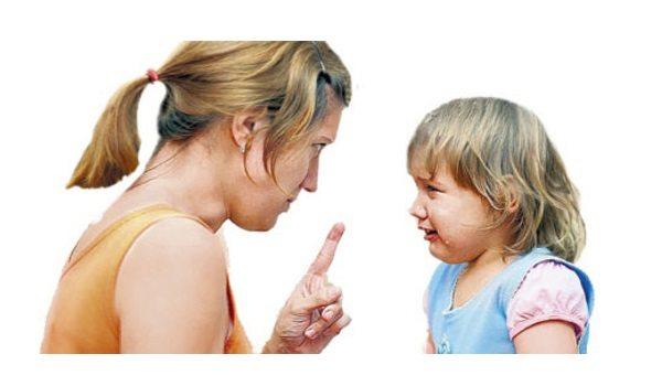 Lo que debe y no debe hacer en la crianza