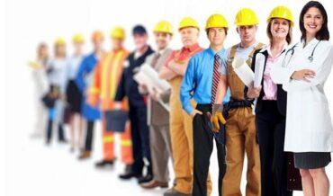 Trabajadores expuestos Vía aérea - Salud ocupacional