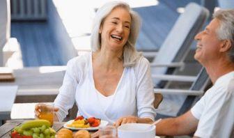 Nutrición en la vejez - Menopausia