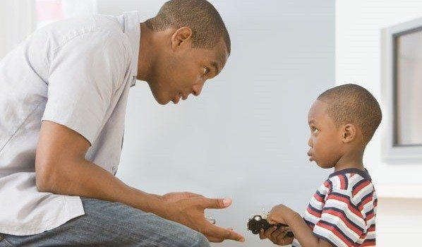Hablar temas difíciles con niños