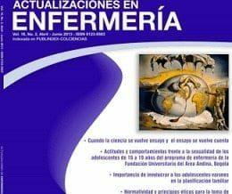 Revista de Actualizaciones en Enfermería