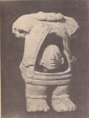 Restos diurnos y su interés por la arqueología
