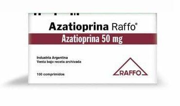 Cirugía Azatioprina