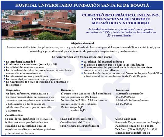 Hospital universitario fundacion santa fe bogota