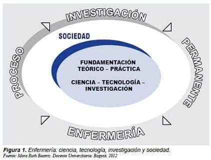Enfermeria, Ciencia y Tecnologia