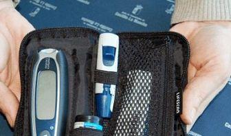 Llevar glucómetro en un viaje
