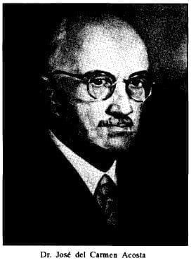 José del Carmen Acosta