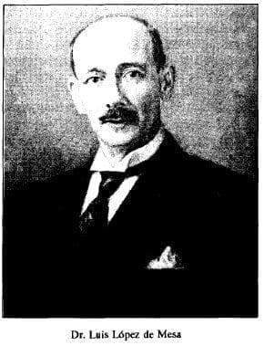 Luis López de Mesa