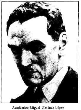 Miguel Jiménez López