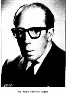 Rafael Carrizosa Argáez