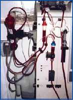 Máquina de hemodiálisis