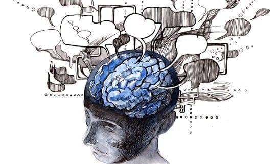 Área del cerebro que procesa la información sensorial en más gruesa en las personas que padecen migrañas