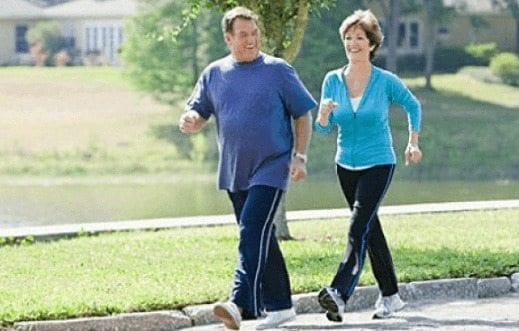 El podómetro obliga a caminar más