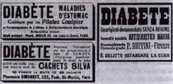Aviso de medicamentos para la diabetes