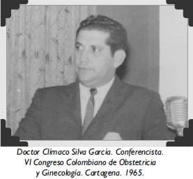 Doctor Clímaco Silva García. Conferencista
