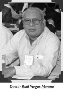 Doctor Raúl Vargas Moreno