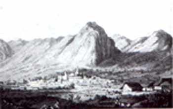 1538 los españoles fundaron la ciudad de Santafé