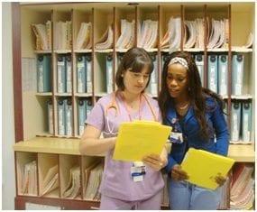 Enfermeras en Canadá