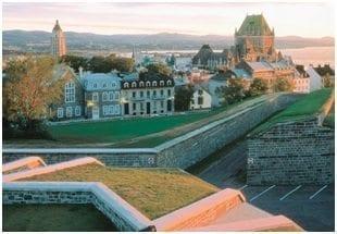 Ciudad de Quebec, Capital provincia de Québec