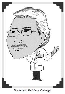 Doctor Julio Faciolince Camargo