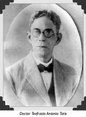 Doctor Teofrasto Antonio Tatis